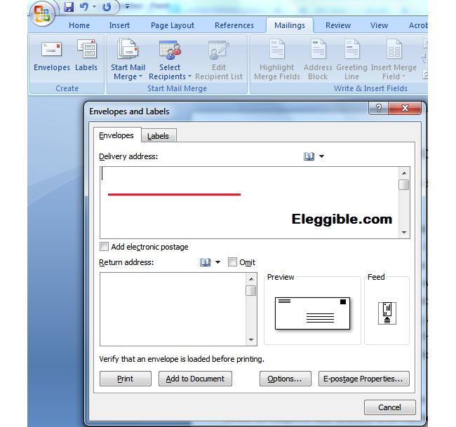 9 2 Best Free Envelope Printing Software 2021 Updated