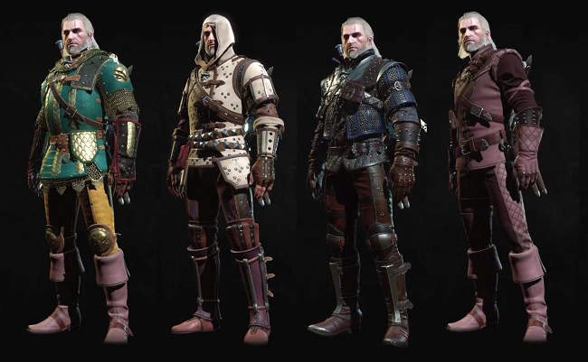 Manticore School Armor Set