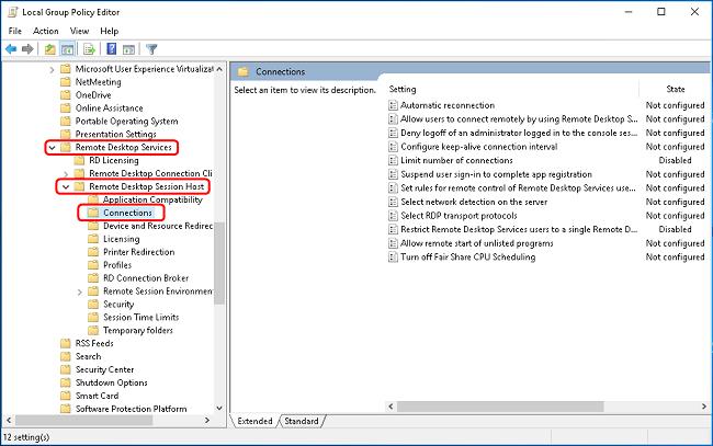 Remote Desktop Session Host