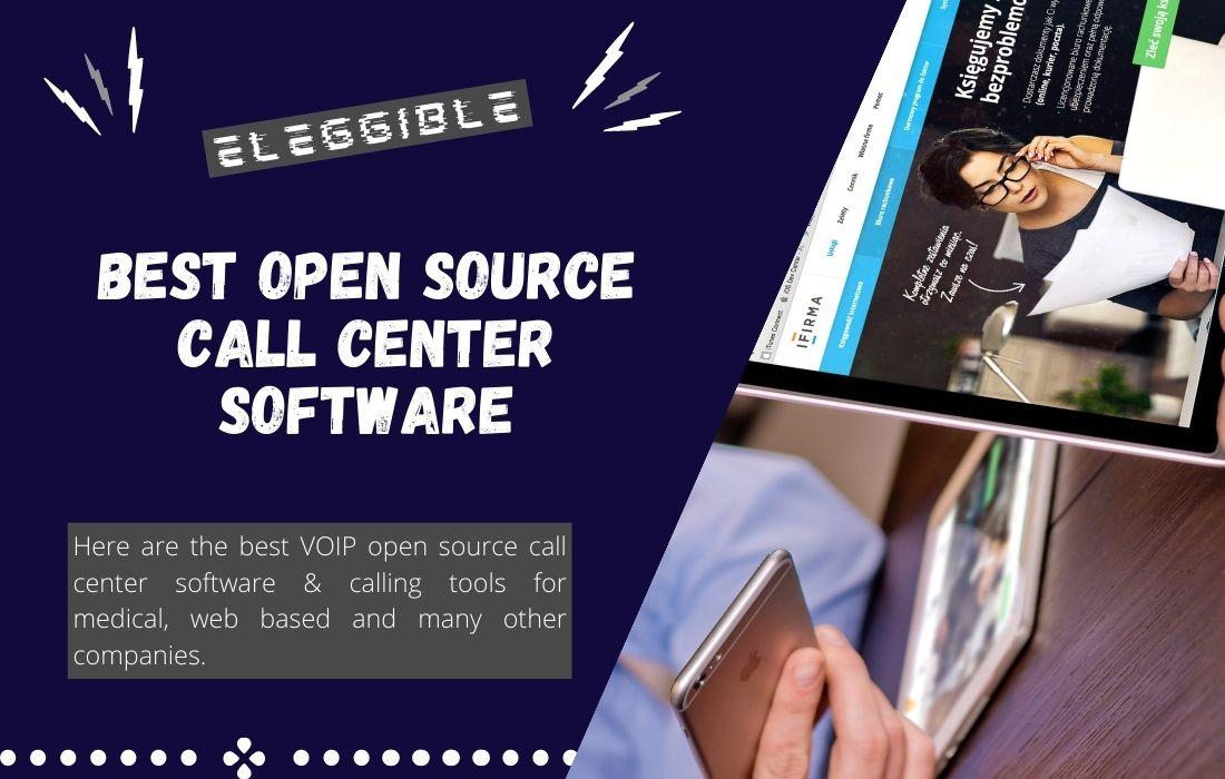 open source call center software