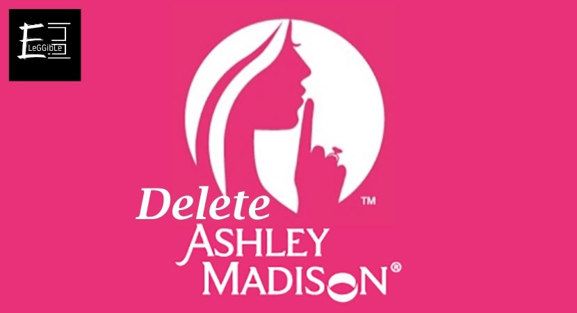 Delete Ashley Madison Account