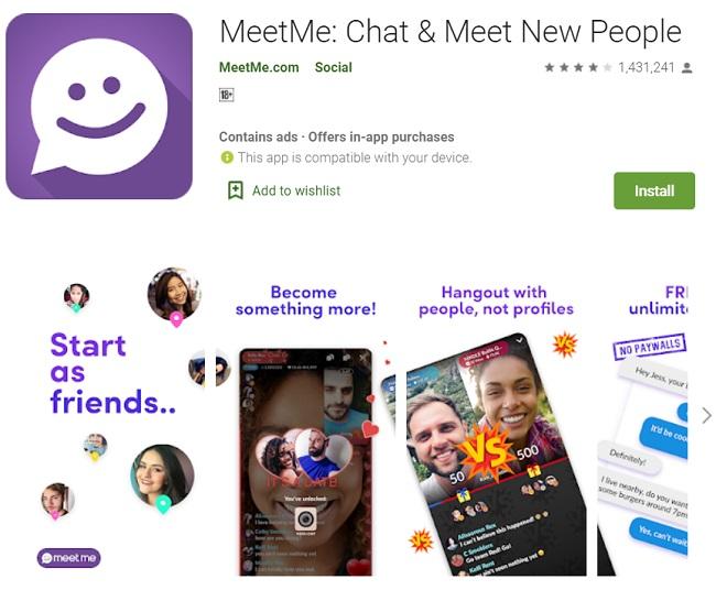 Stranger Chat Apps