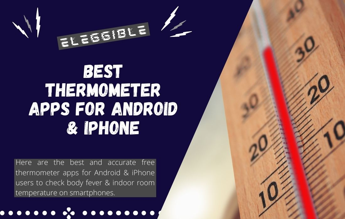 best thermometer apps