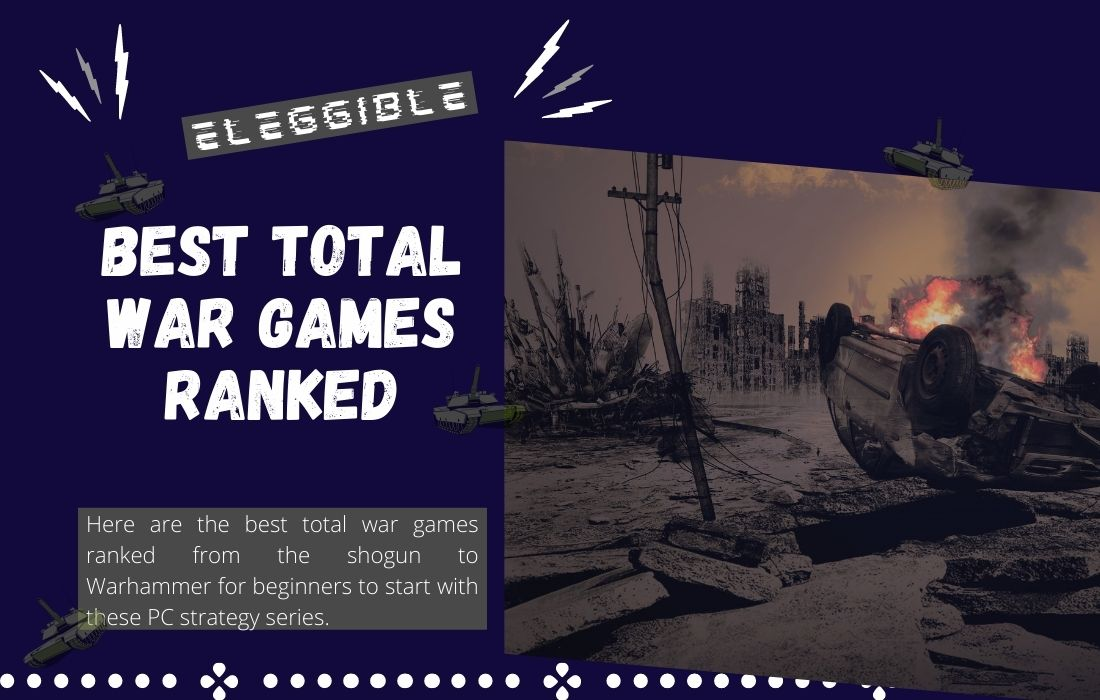 best total war games ranked