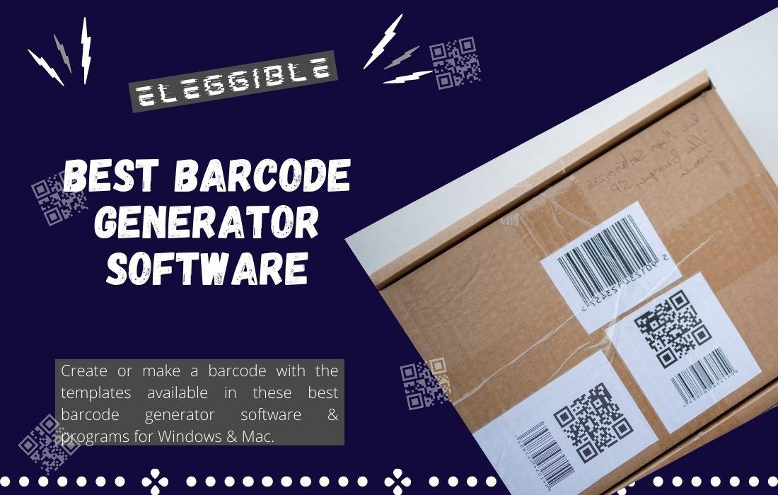 best barcode generator software