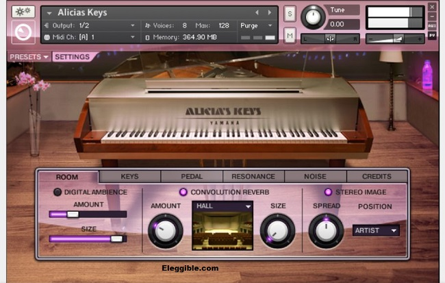 Piano Software