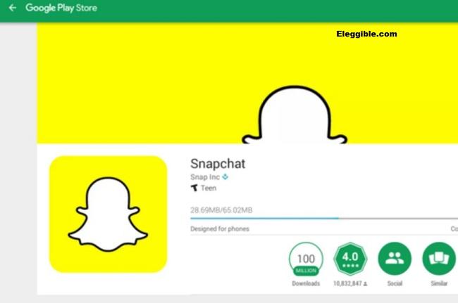 Use Snapchat on Mac