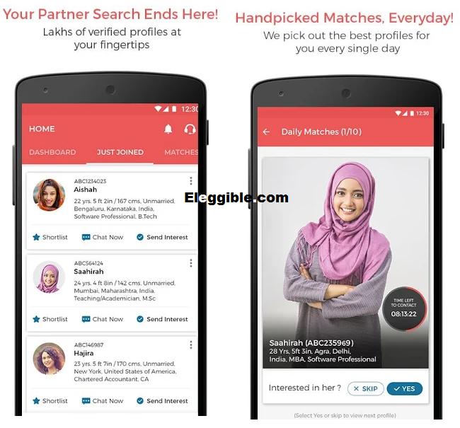 Best Matrimonial Apps