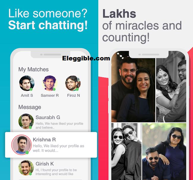 Matrimony Apps India