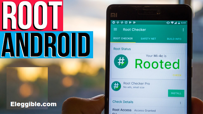 Root your Android device