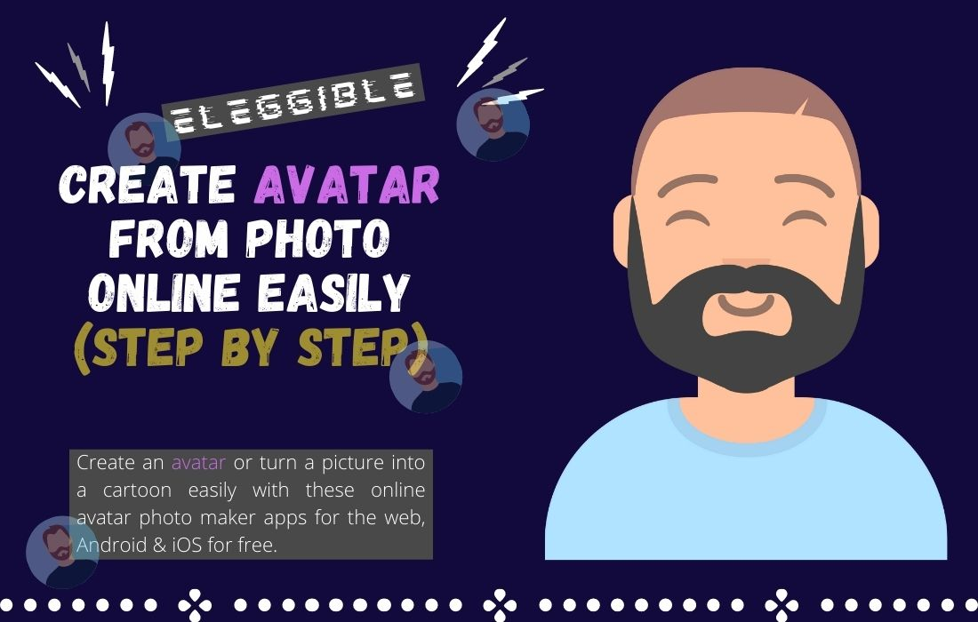Create Avatar from Photo online
