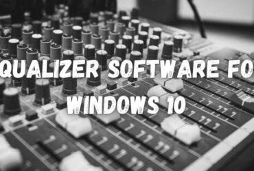 equalizer software