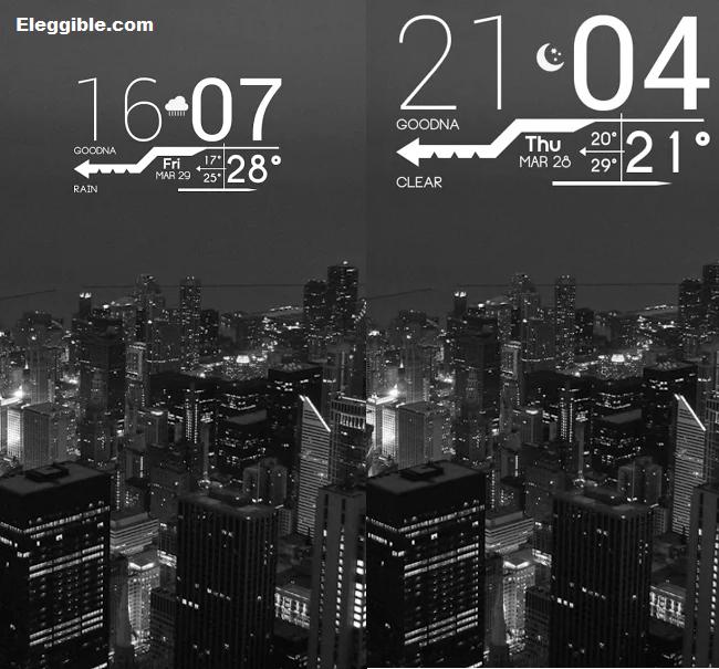 Best Clock Widget