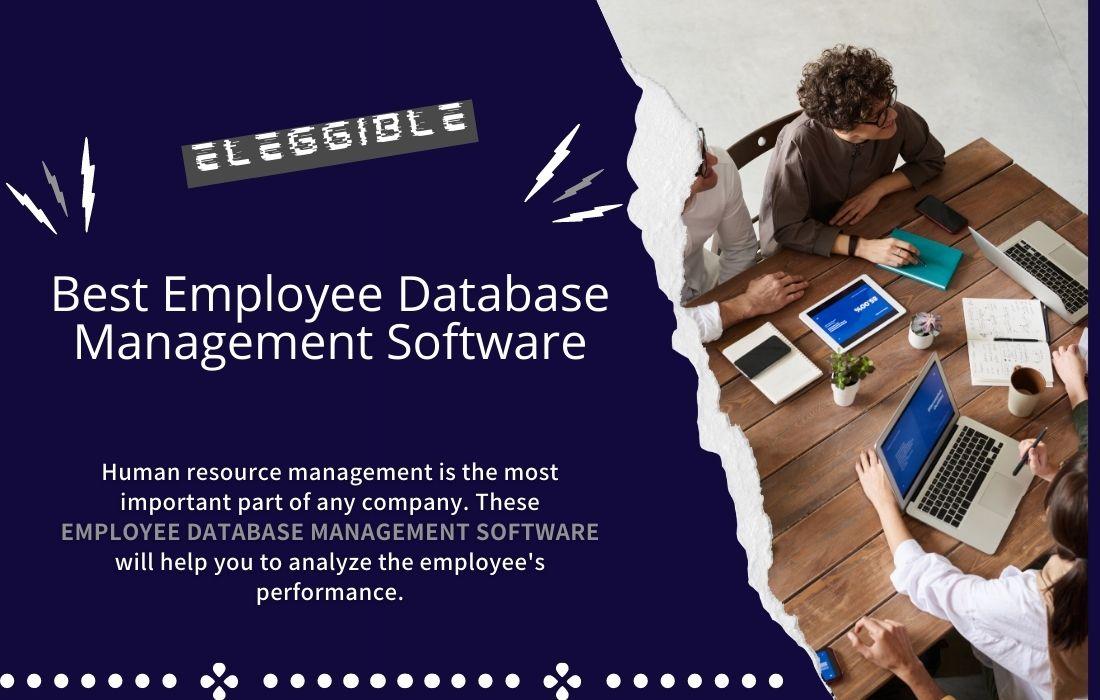 Best Employee Database Management Software
