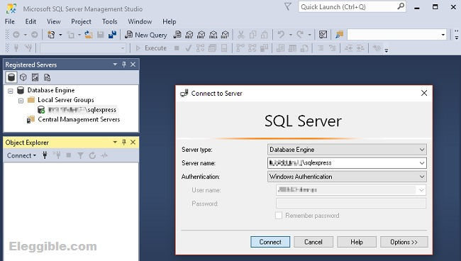 microsoft sql server small business database software