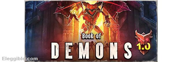 Book of Demons diablo like games
