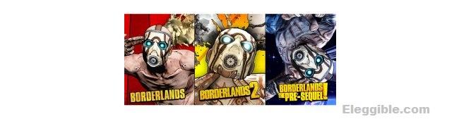 Borderlands Series best diablo like games