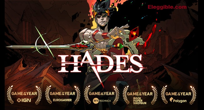 Hades hack and slash games