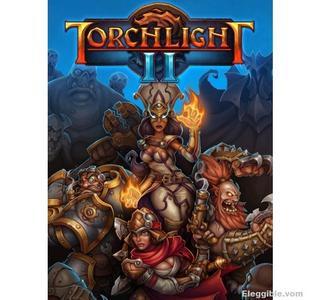 TorchLight 2 diablo style games