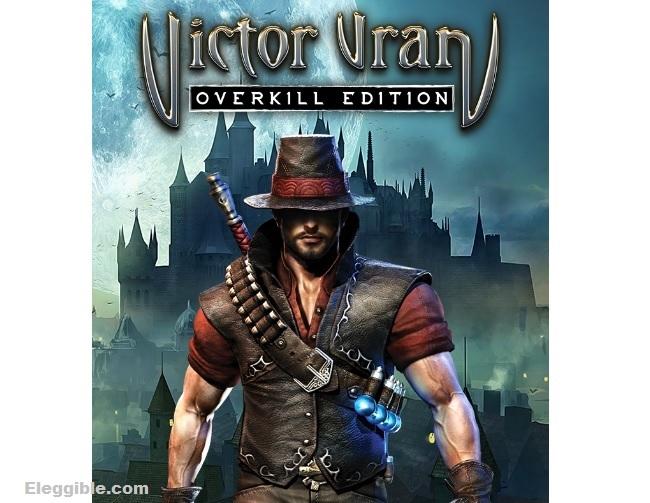 Victor Vran best diablo like games