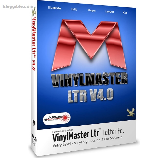 Vinylmaster LTR vinyl cutter software