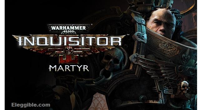 Warhammer 40,000 Inquisitor Martyr diablo style games