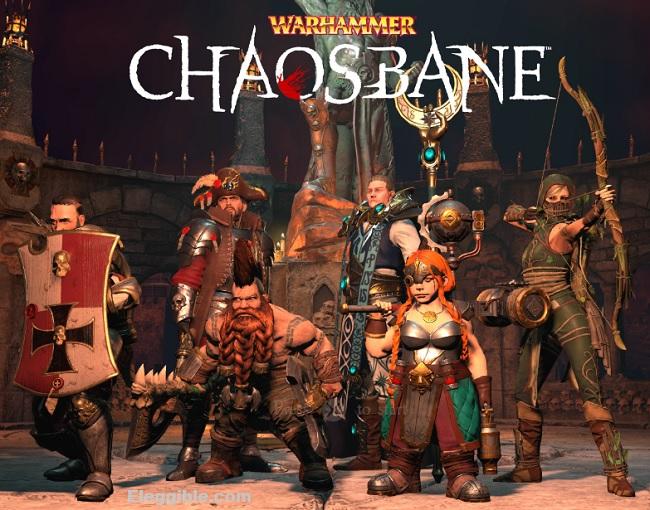 Warhammer Chaosbane best games like diablo