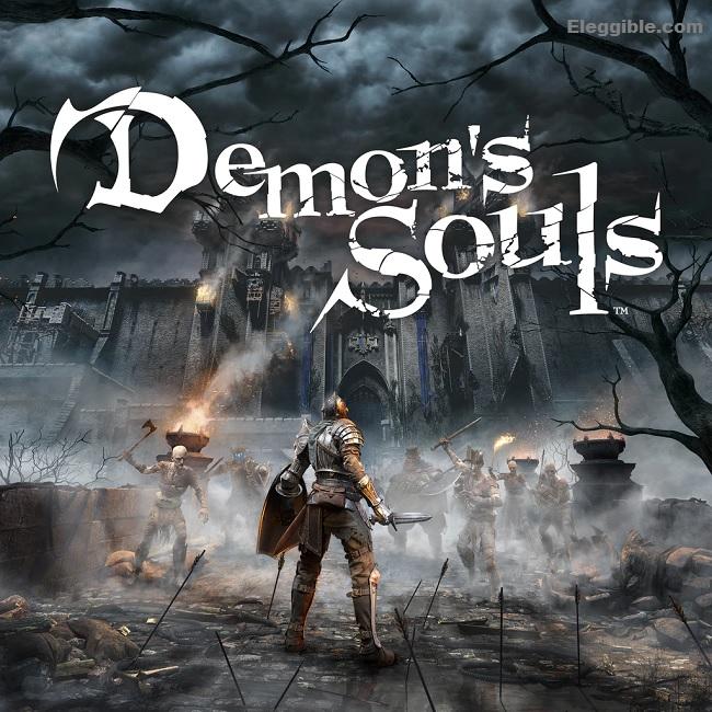 best souls like games Demon's Souls