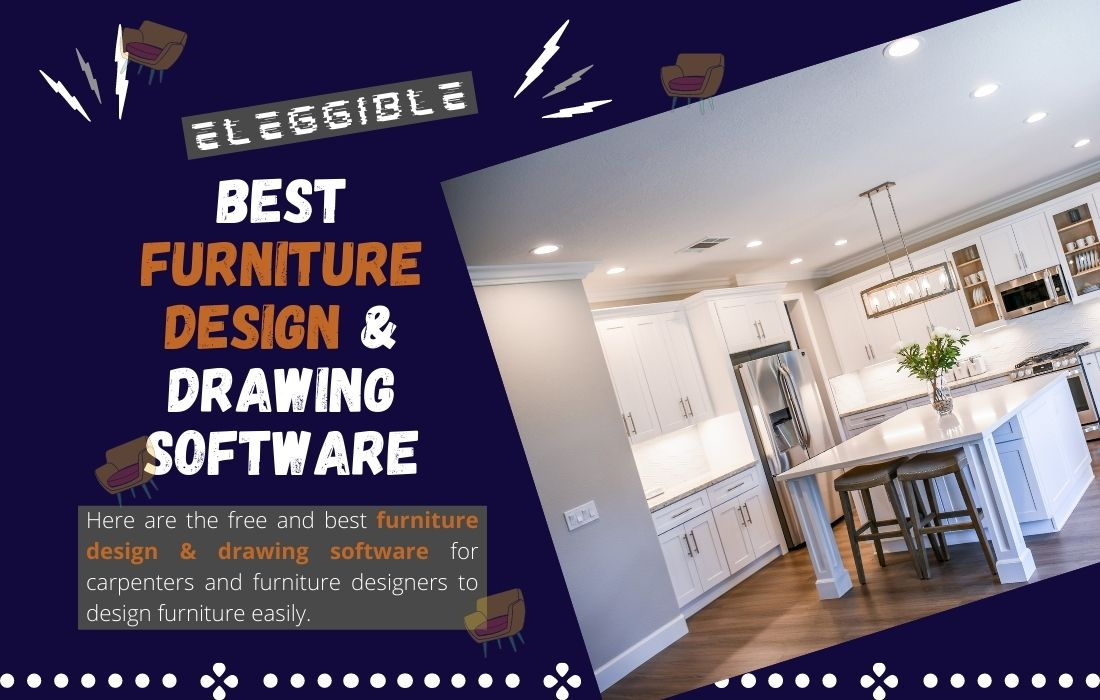 best furniture design and drawing software