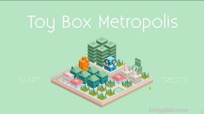games like free cities Toy Box Metropolis