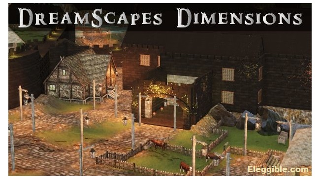 games like free realms DreamScapes Dimensions