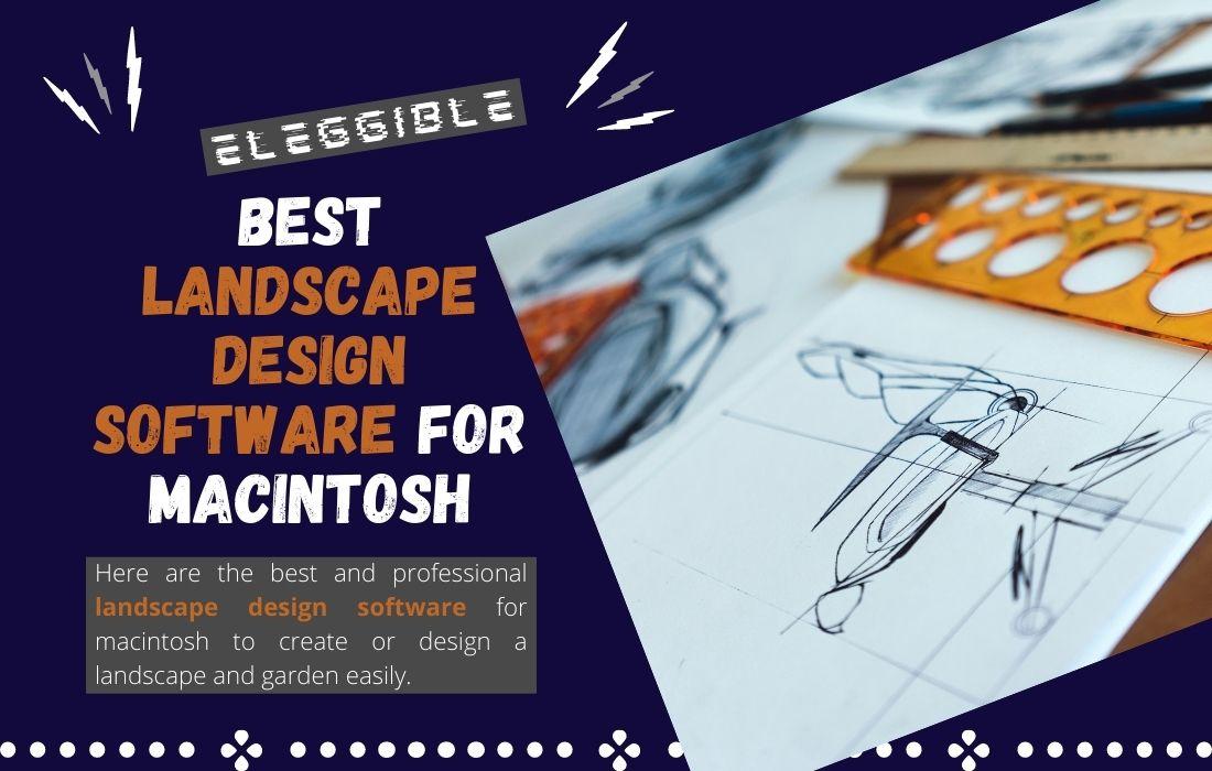 landscape design software for mac