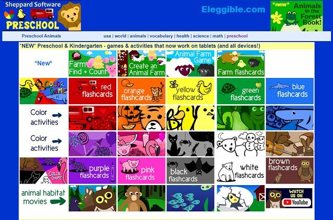 sheppard software preschool kindergarten