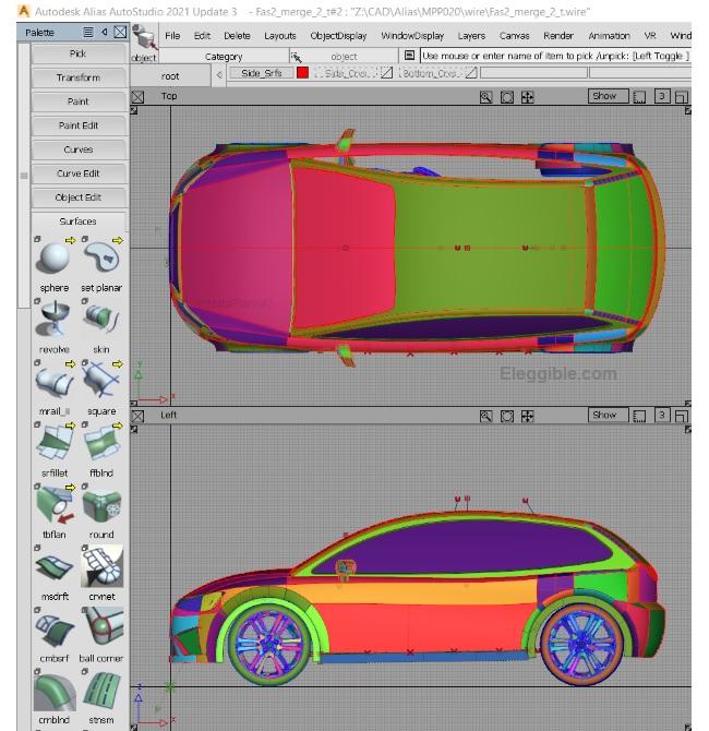 Car Design Software Alias Autodesk
