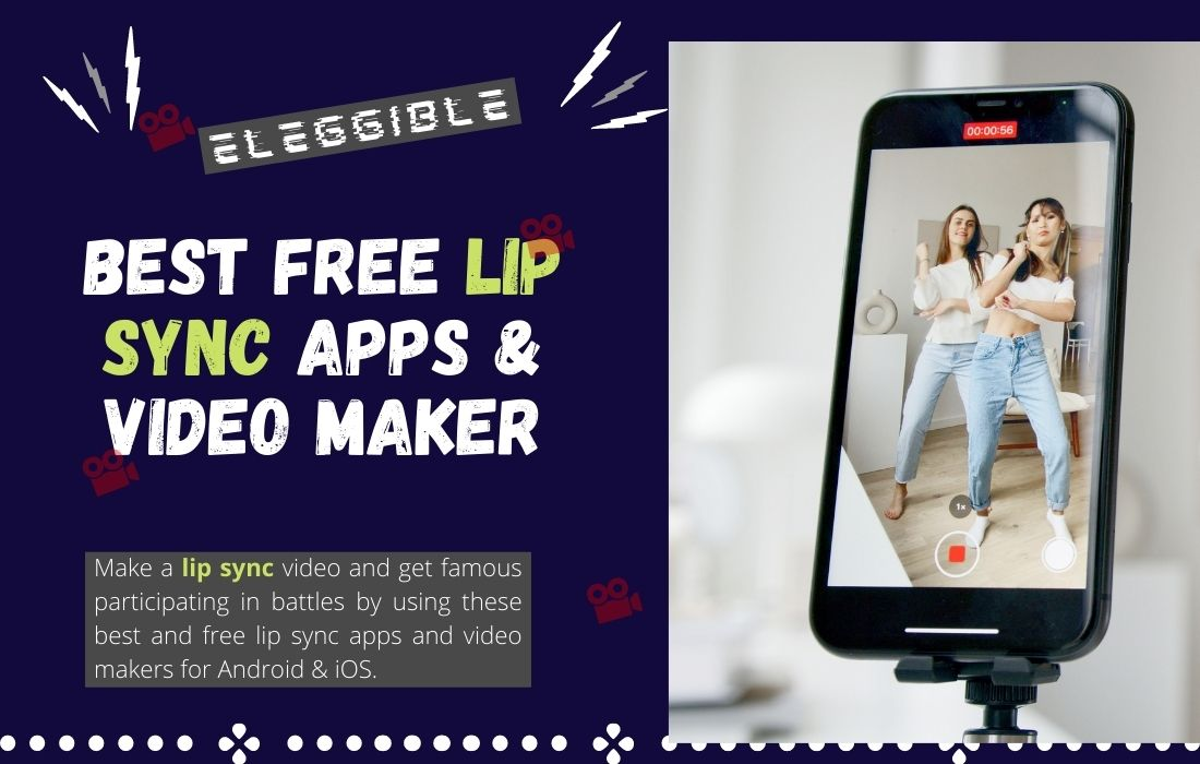 best lip sync apps & video maker