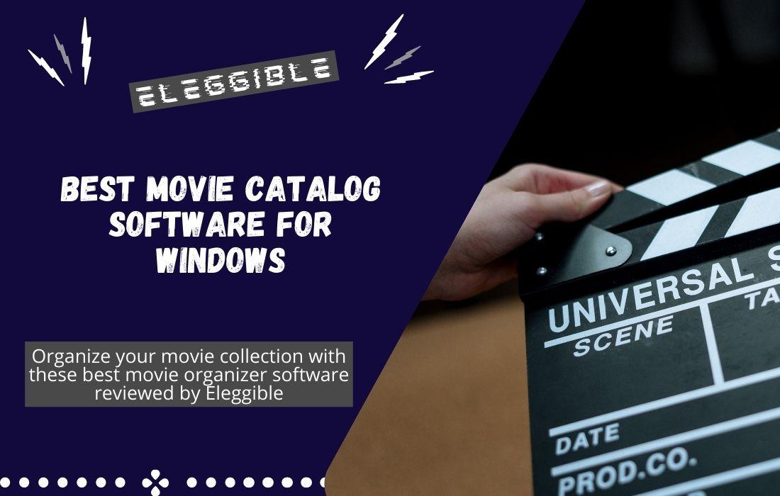best movie catalog software