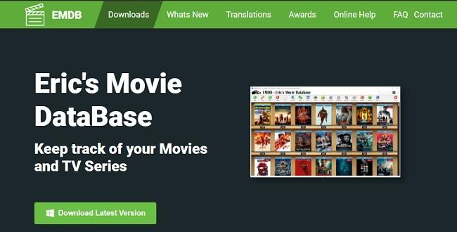 EMDB movie unlimited catalog