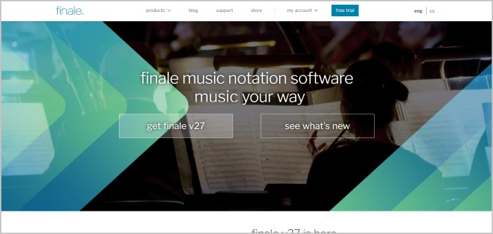 Make music with Finale Notepad
