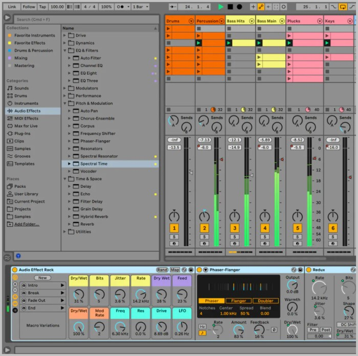 Ableton Suite music notes image