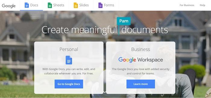 google docs Making Student's Homework Easy