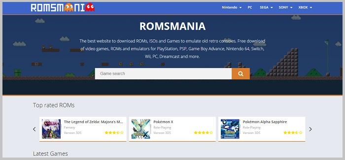 romsmania