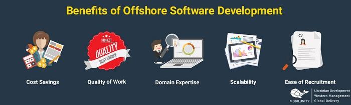 Benefits of offshore dedicated team