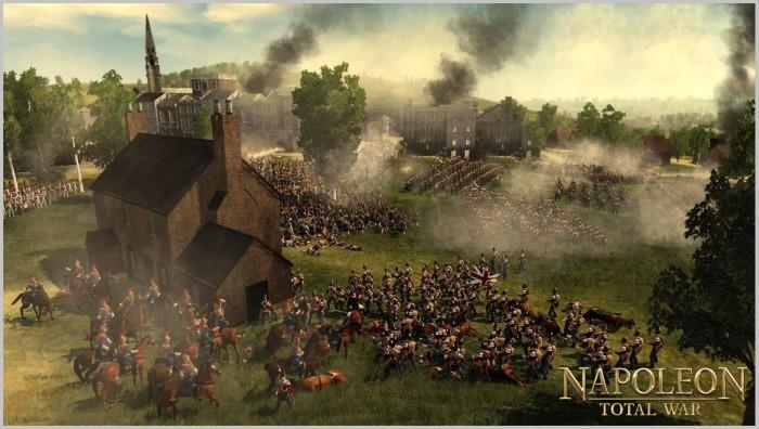 Napoleon top total war game