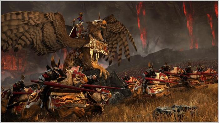 Warhammer top total war game
