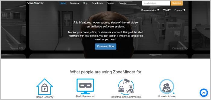 ZoneMinder